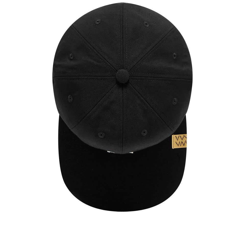 Visvim Excelsior Cap - Black