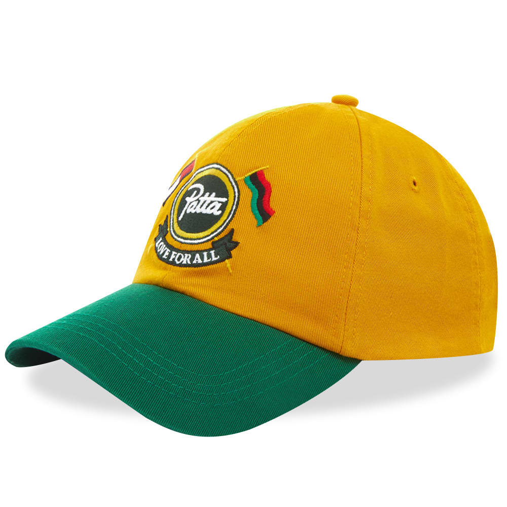 Tommy Jeans x Patta Cap - Yellow Mix
