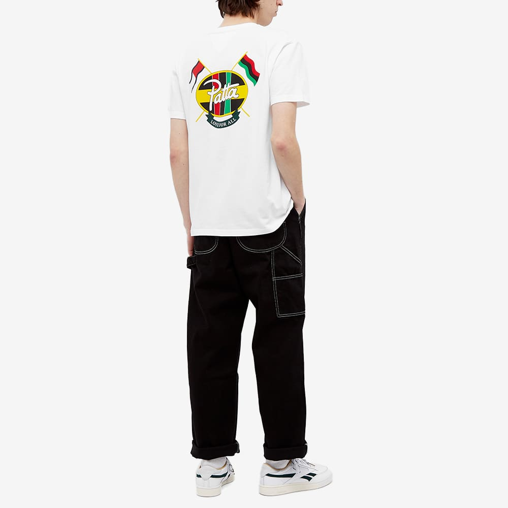 Tommy Jeans x Patta Shield Tee - White