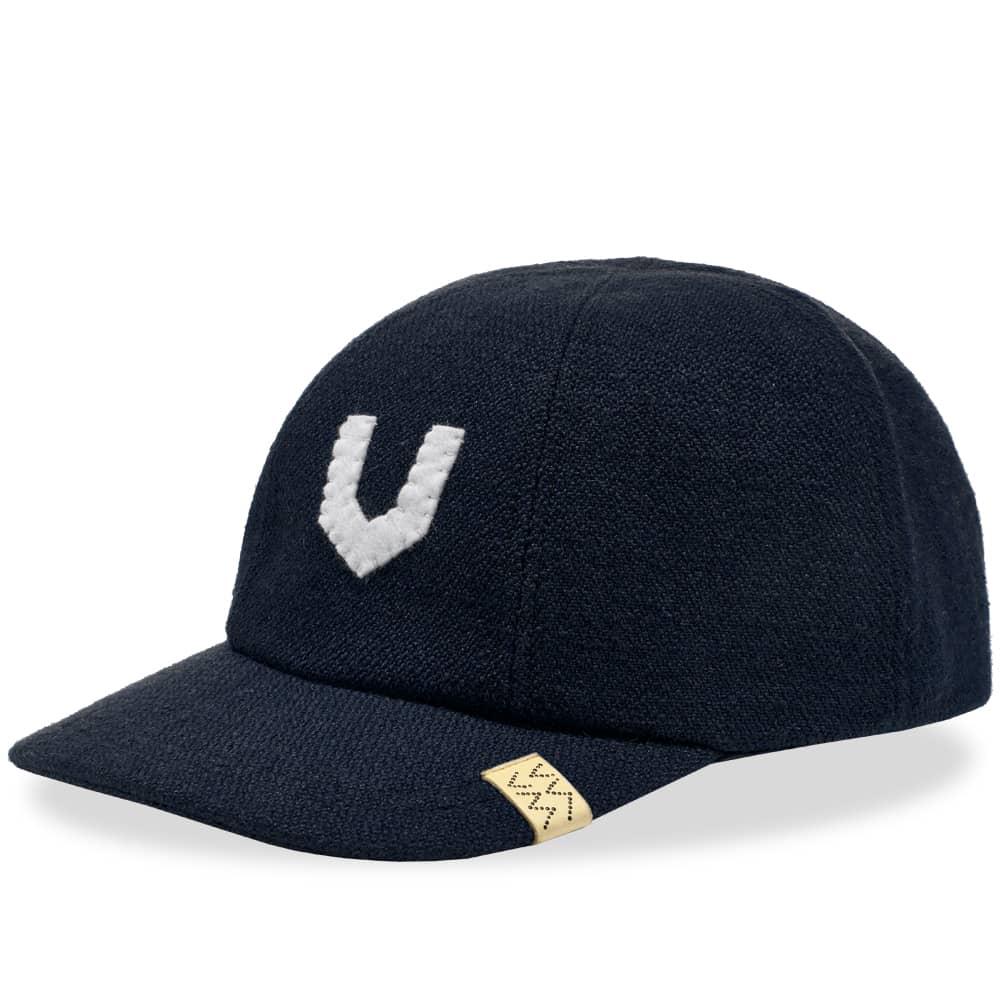 Visvim Honus Cap - Navy