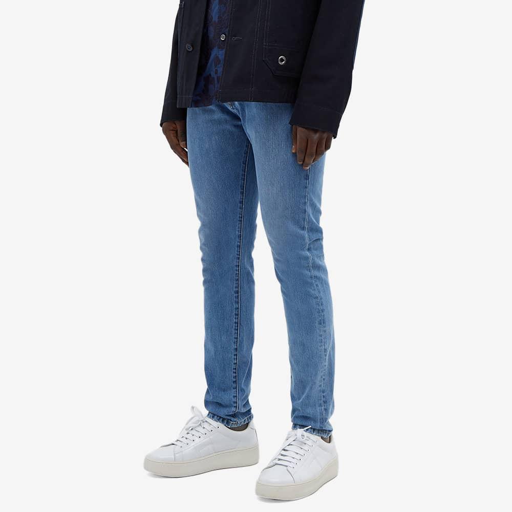 4SDesigns 5 Pocket Jeans - Vintage Wash