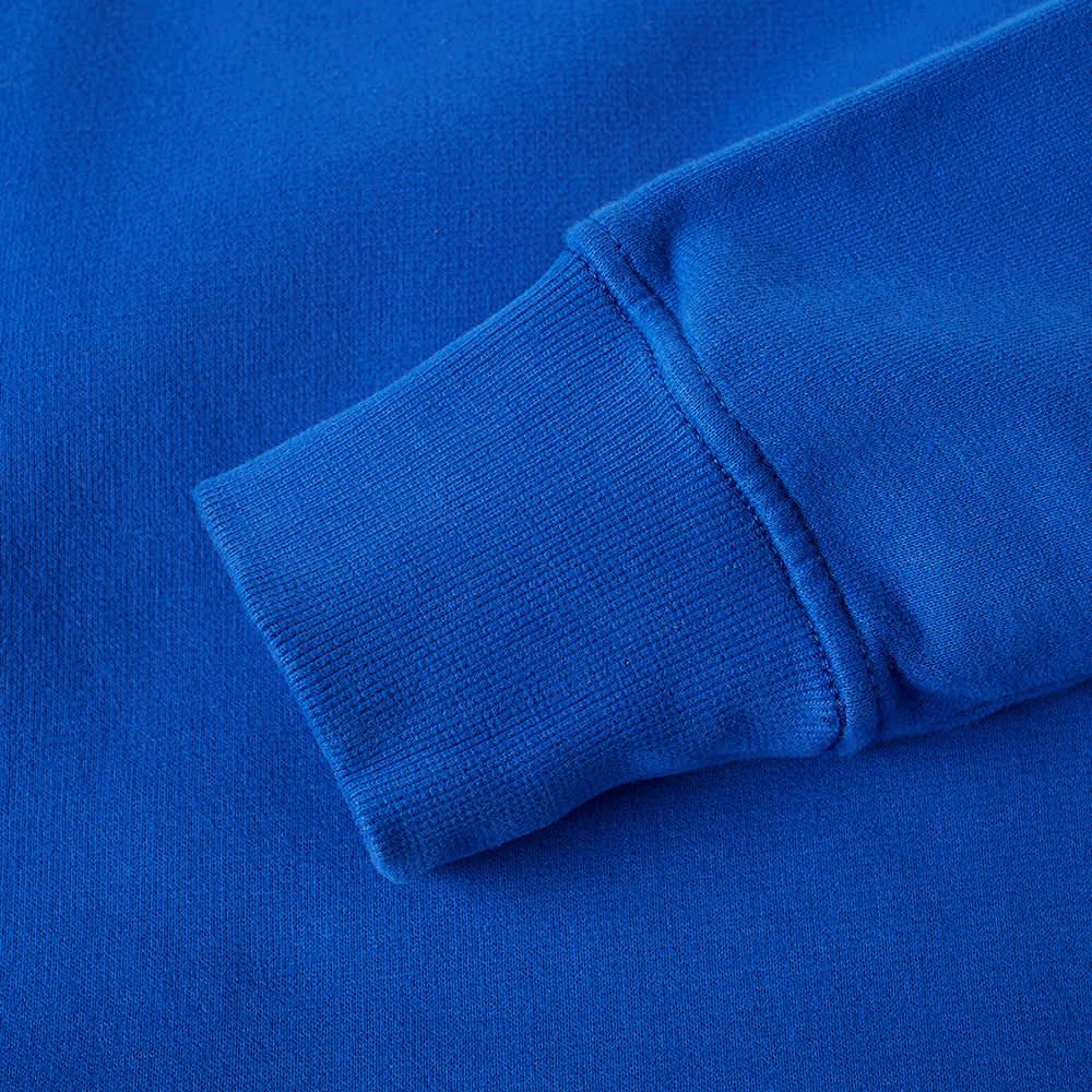 Stone Island Garment Dyed Crew Sweat - Bluette
