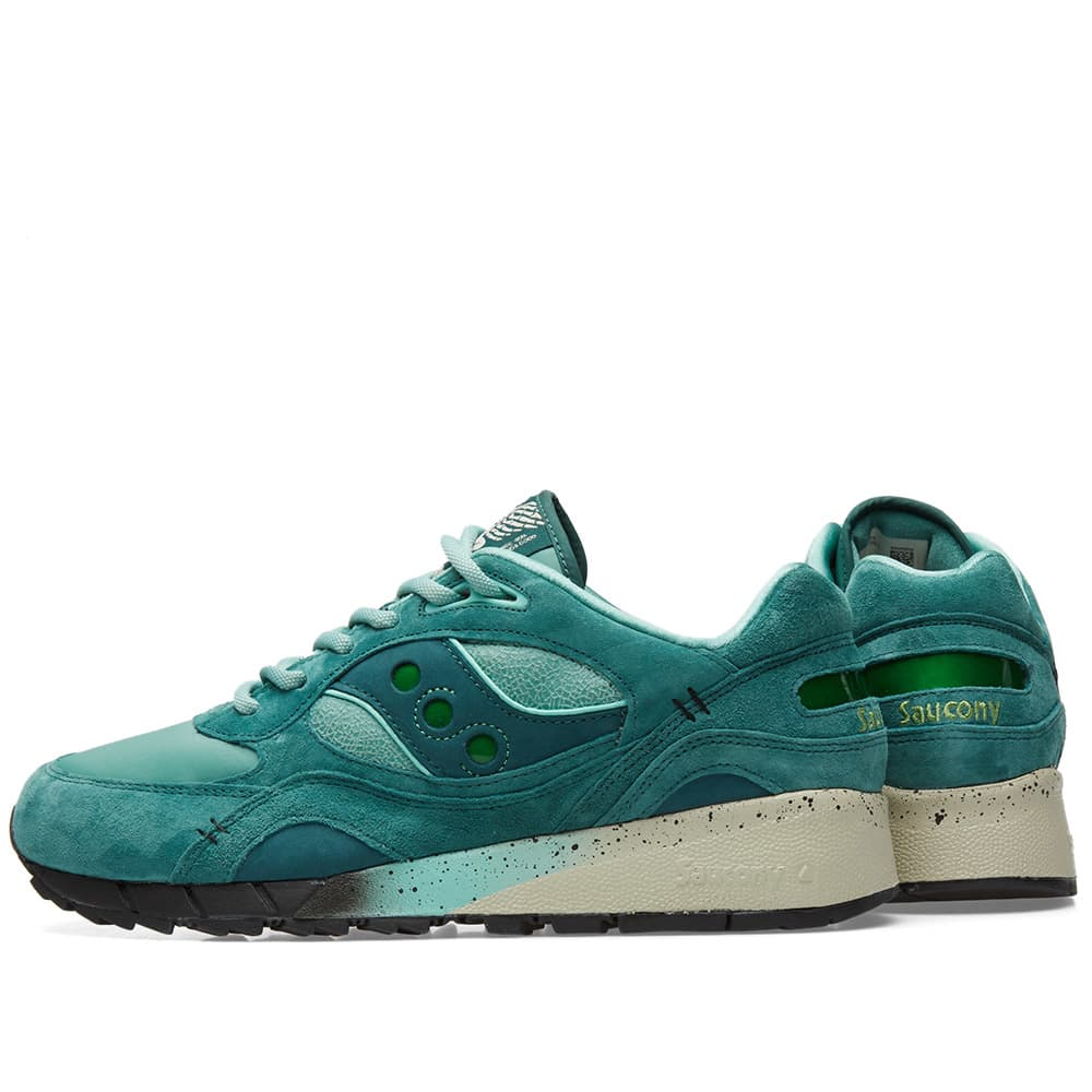 Saucony x Feature LV Shadow 6000 Green