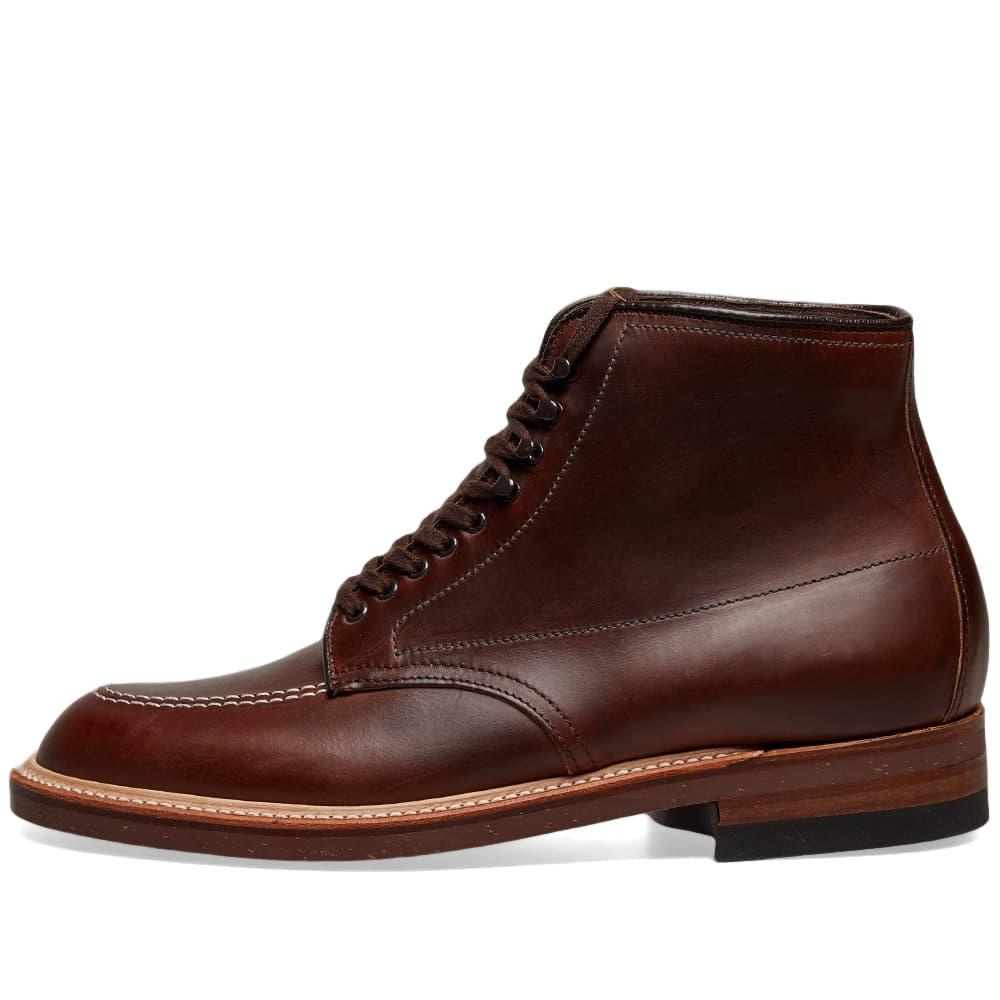 Alden Indy Boot - Brown Chromexcel