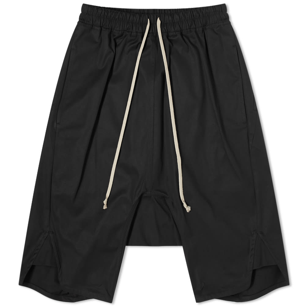 Rick Owens Basket Swingers Short - Black