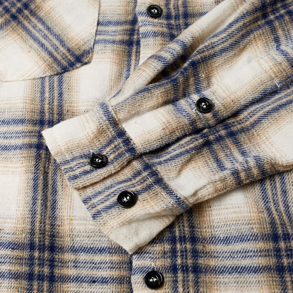Other Check Flannel Shirt - Desert Ink
