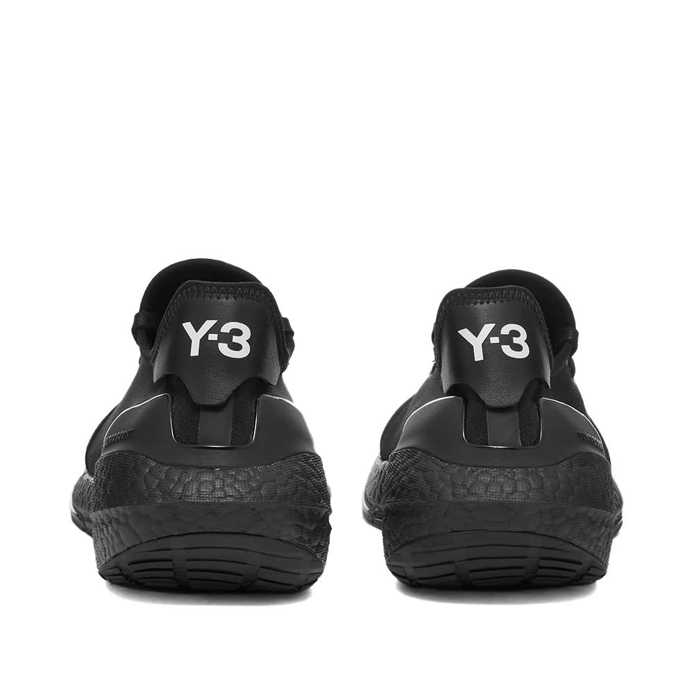 Y-3 Ultraboost 21 - Black & Core White