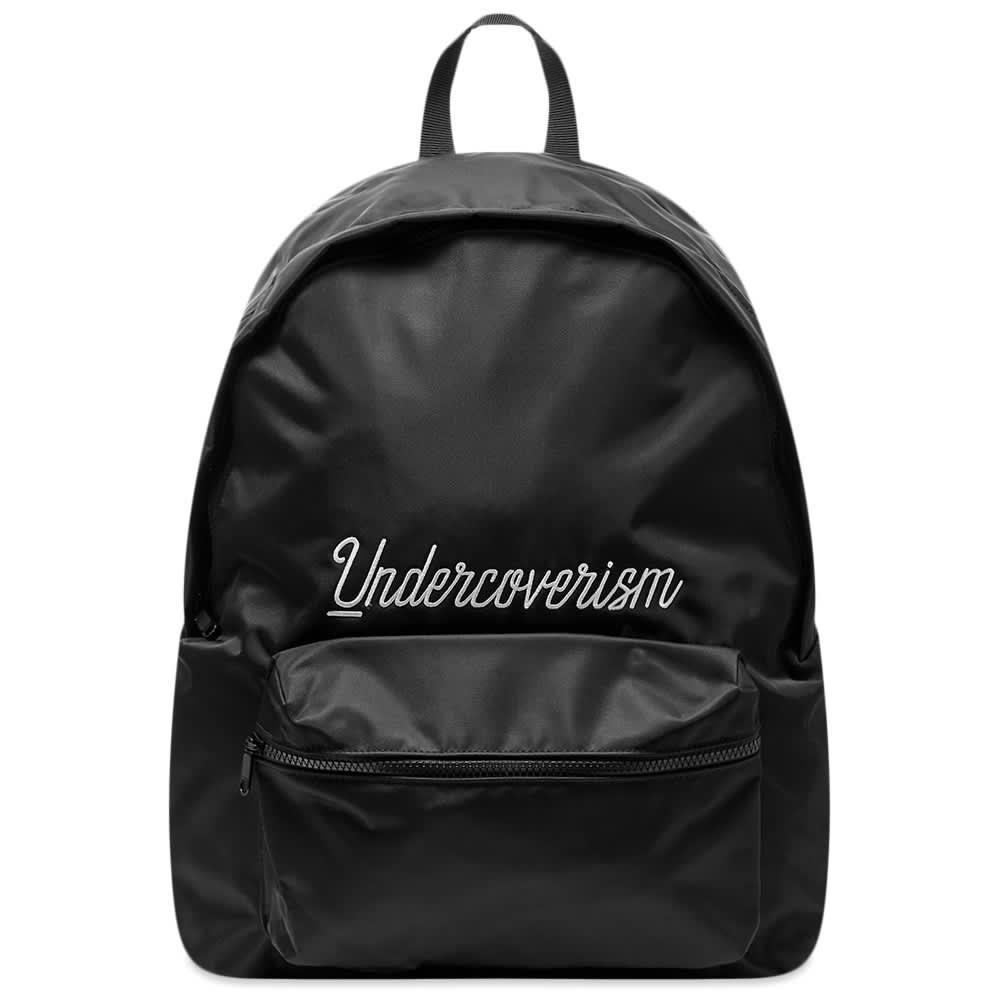 Undercoverism Logo Backpack - Black