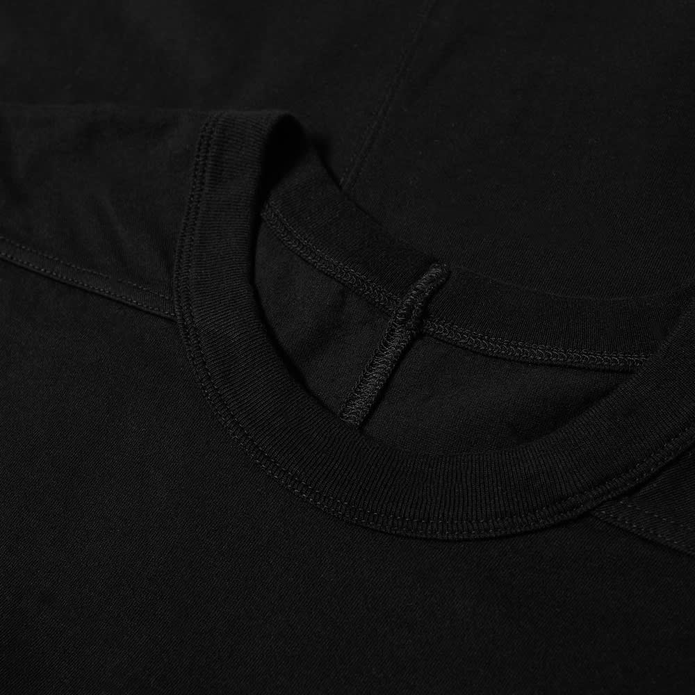 Rick Owens Long Sleeve Level Tee - Black
