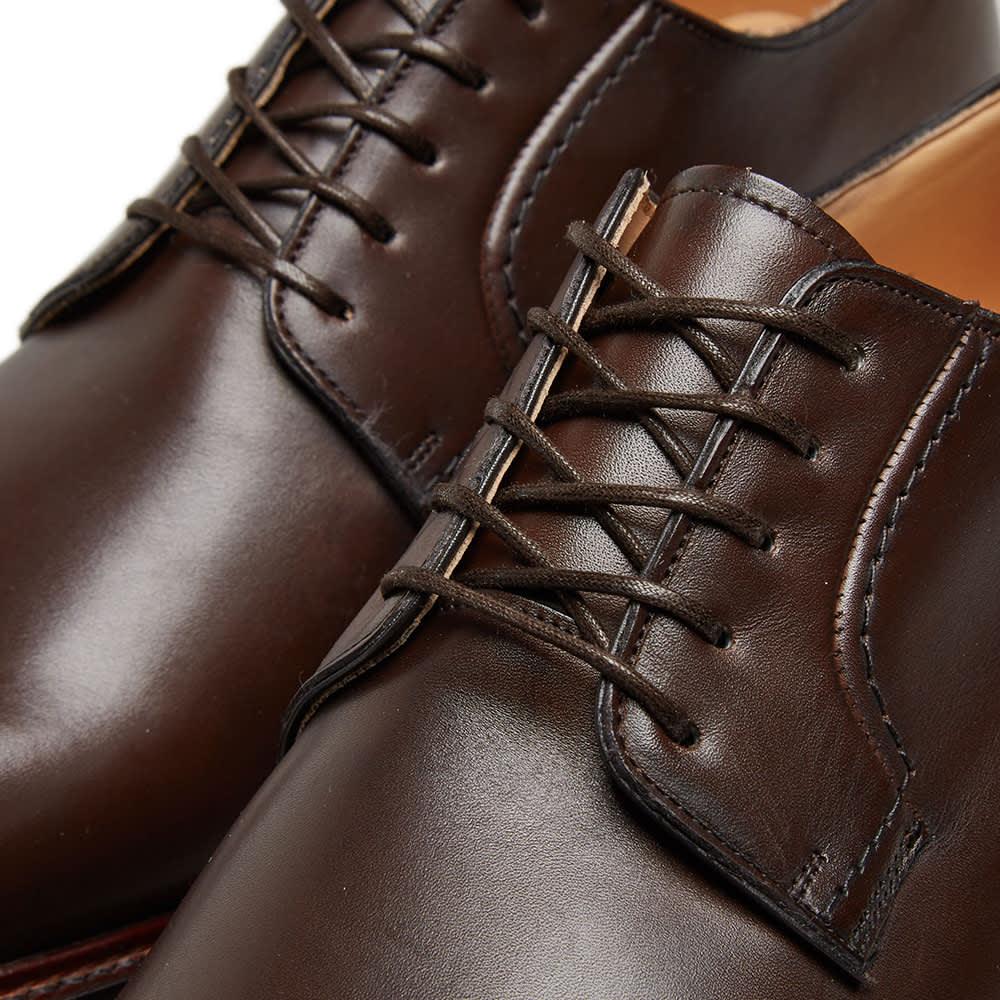 Church's Woodbridge Lace up Derby Shoe - Ebony
