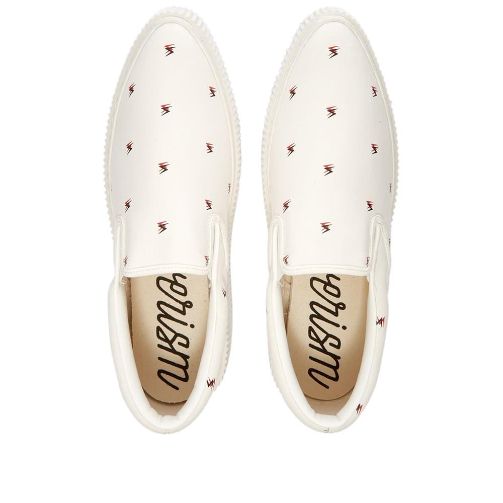 Undercoverism Print Slip On Sneaker - White