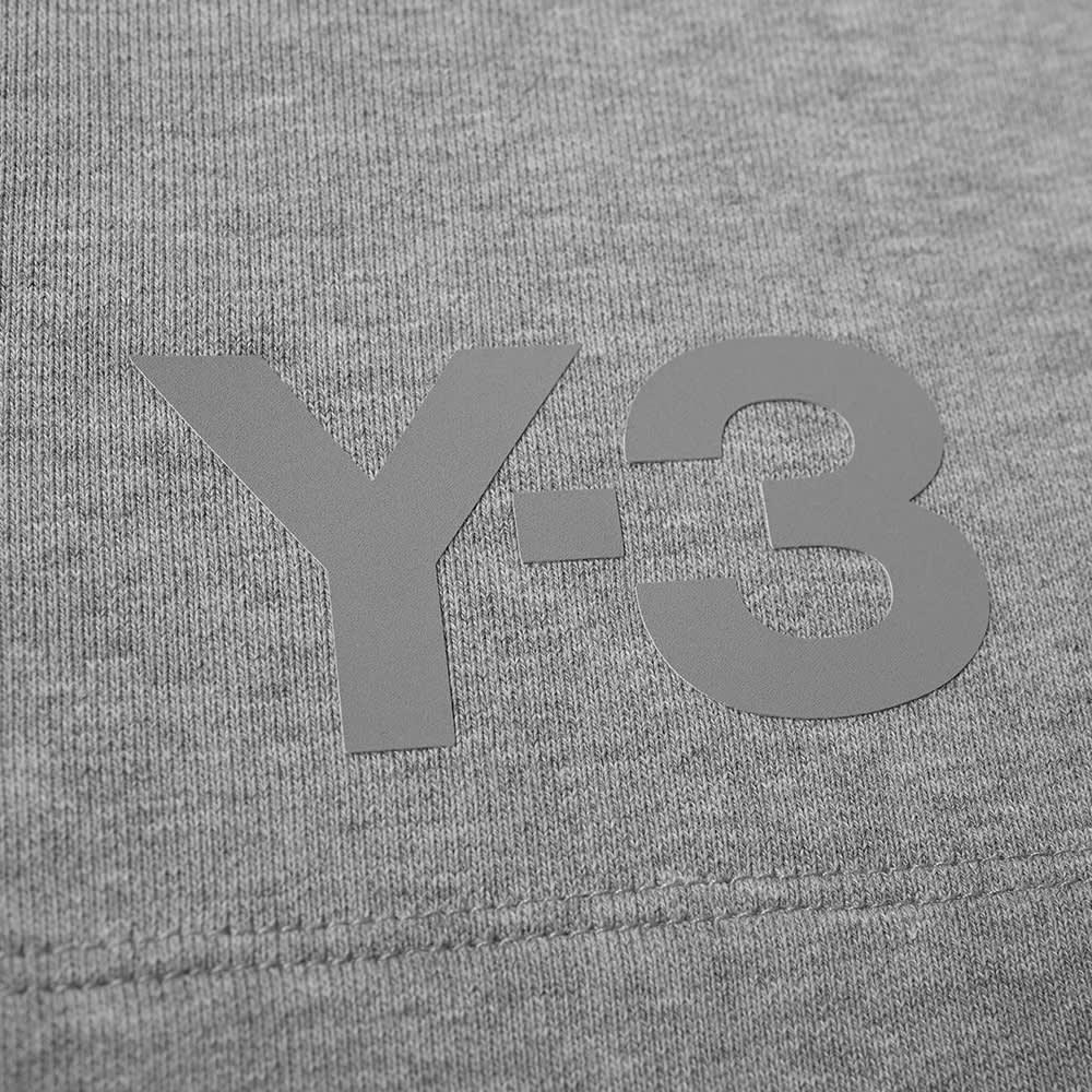 Y-3 Classic Terry Short - Medium Grey Heather