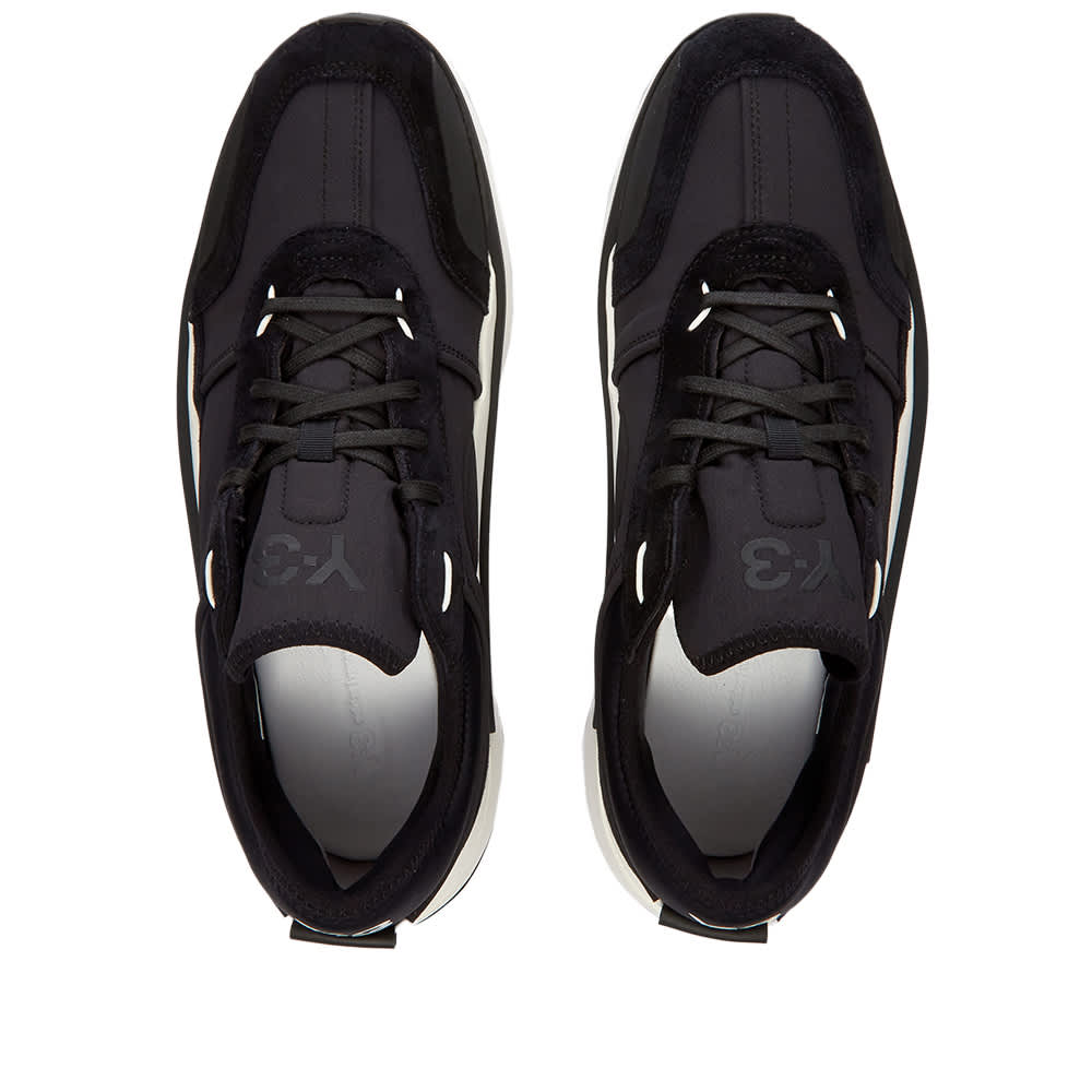 Y-3 Classic Run - Black & Core White