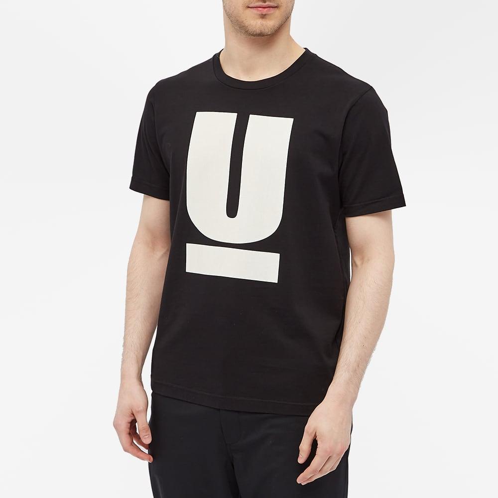 Undercover Logo Tee - Black