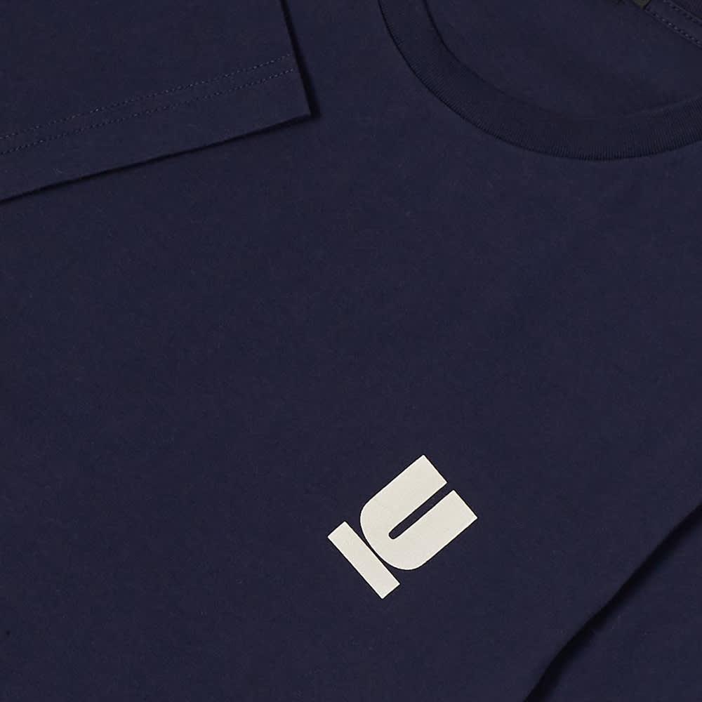 Undercover Small Logo Tee - Navy