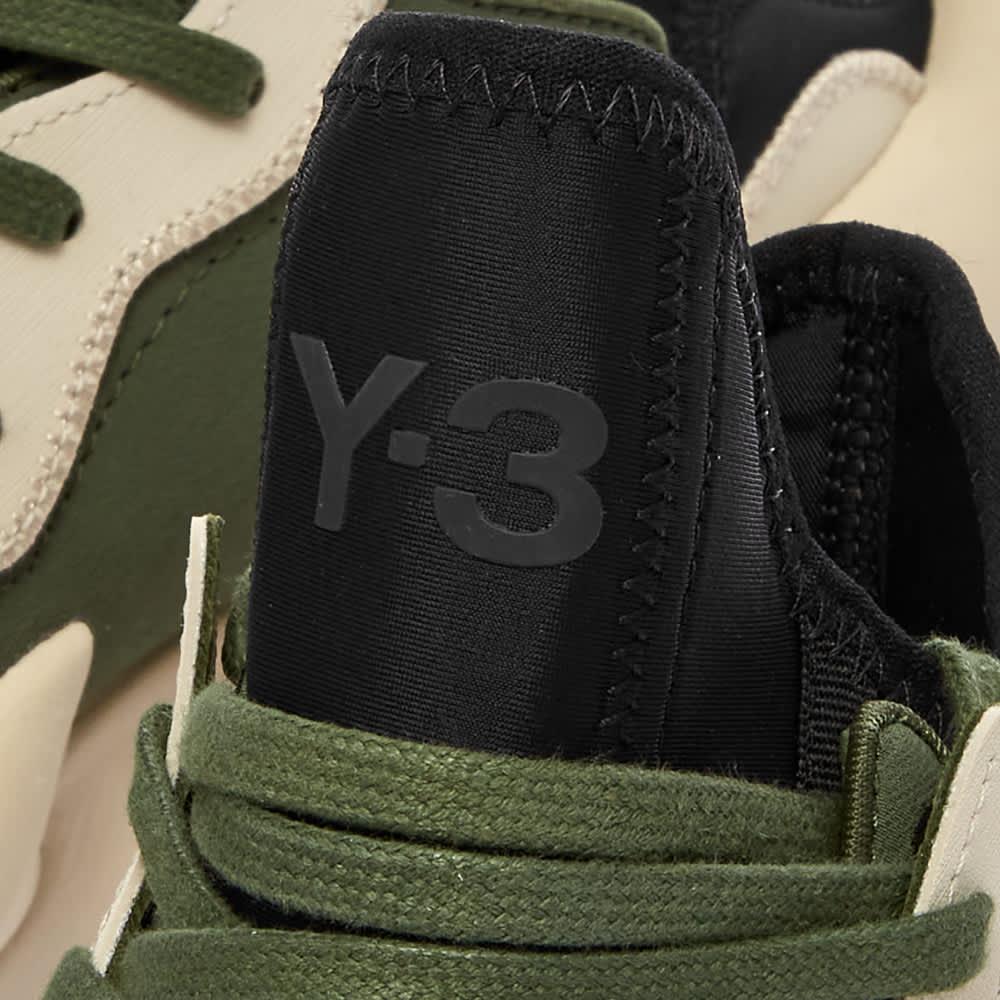 Y-3 Kaiwa - Green, Brown & Black