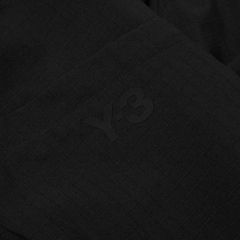 Y-3 Classic Light Ripstop Utility Pant - Black