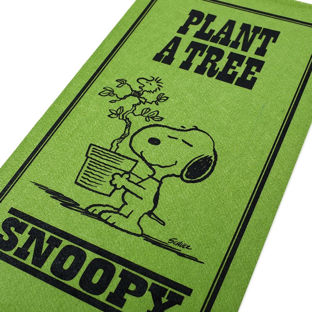 Peanuts Pennant - Plant A Tree