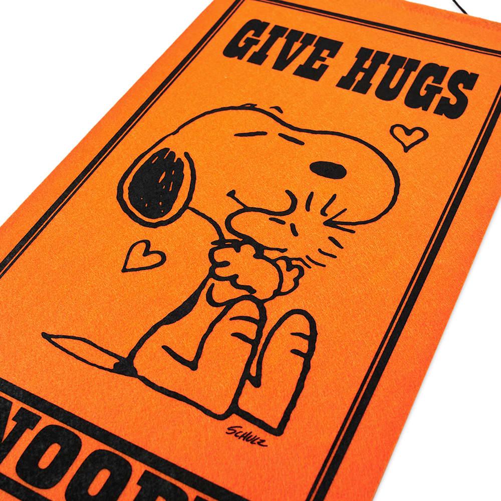 Peanuts Pennant - Hugs