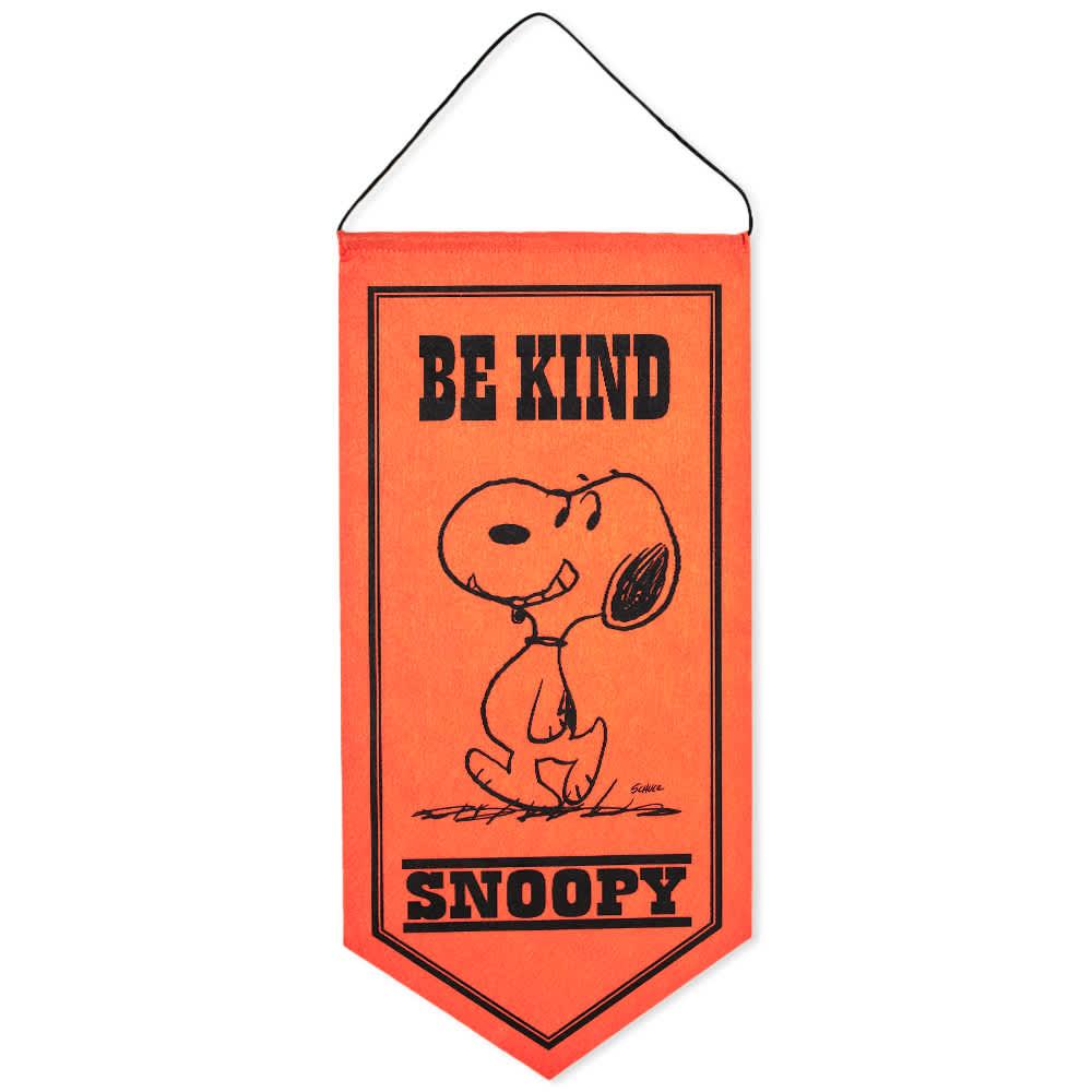 Peanuts Pennant - Be Kind