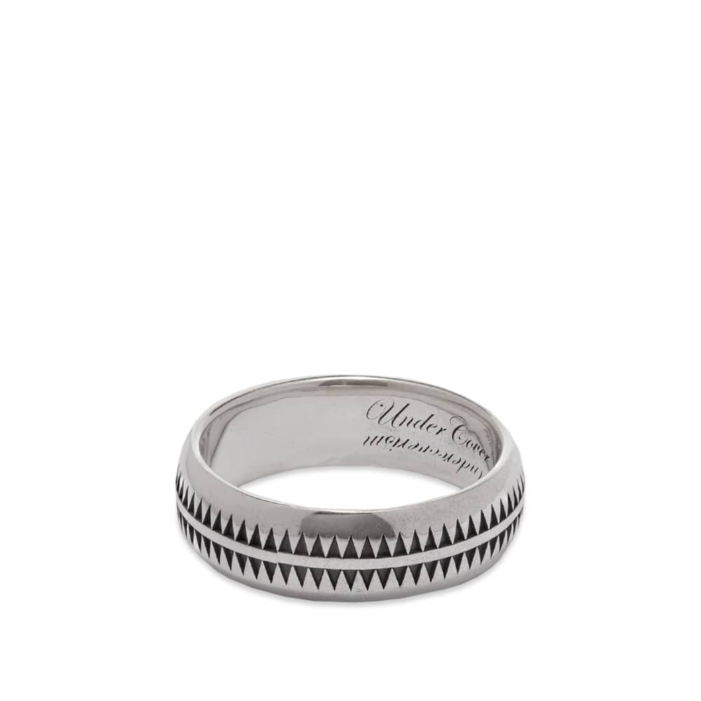 Undercover Giz Ring - Silver & Gold