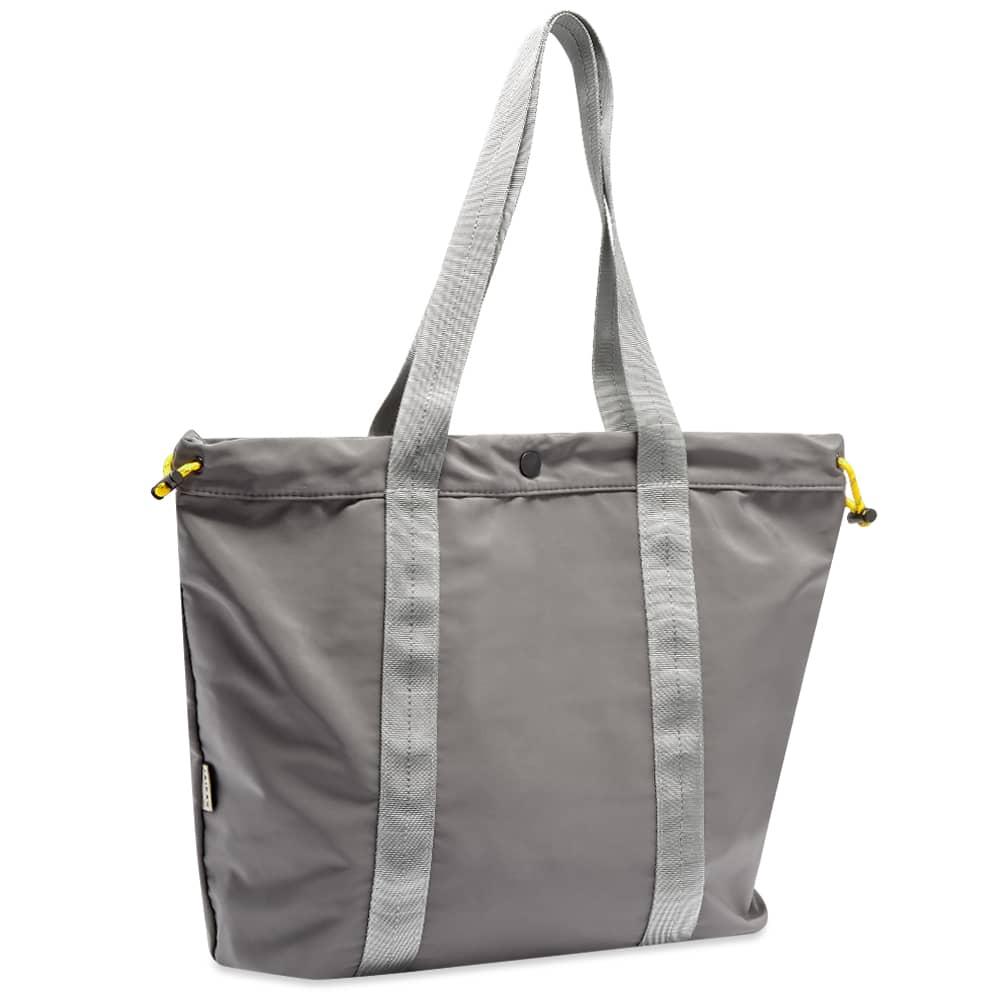 Taikan Flanker Tote Bag - Grey
