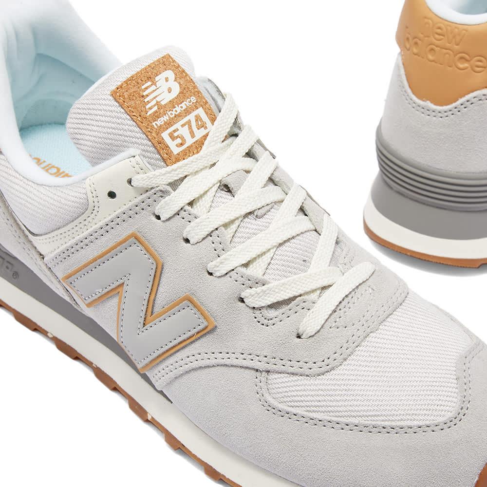 New Balance Sustainable ML574AC2 - Grey