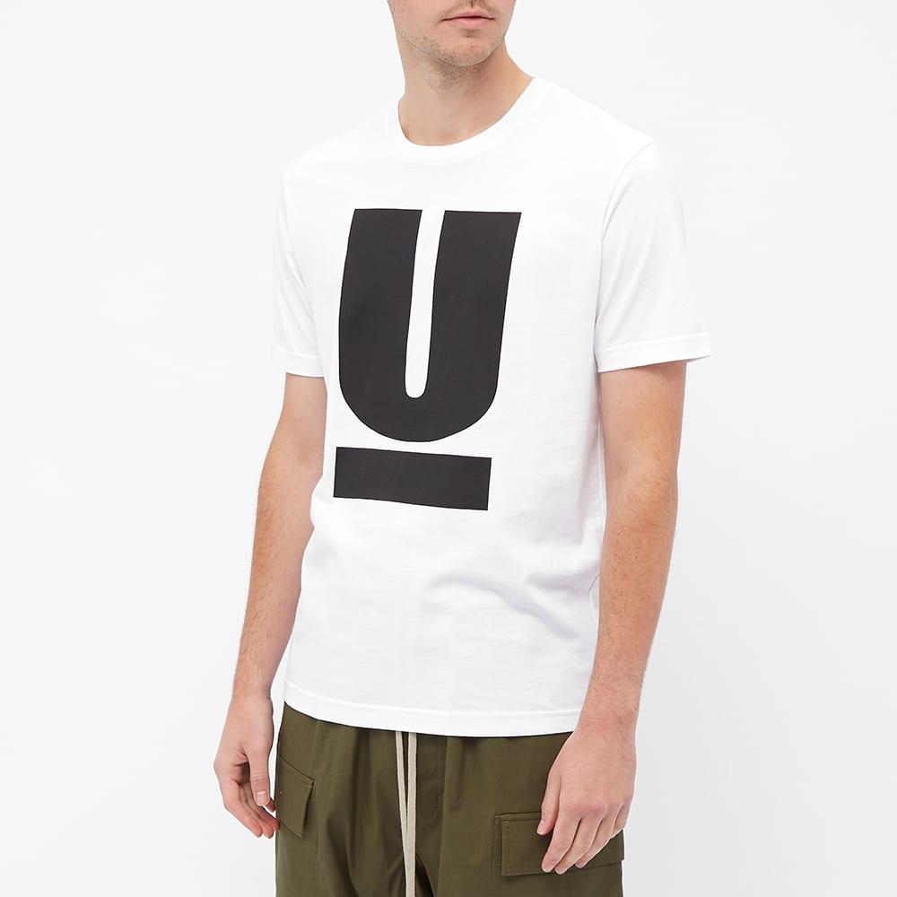 Undercover Logo Tee - White