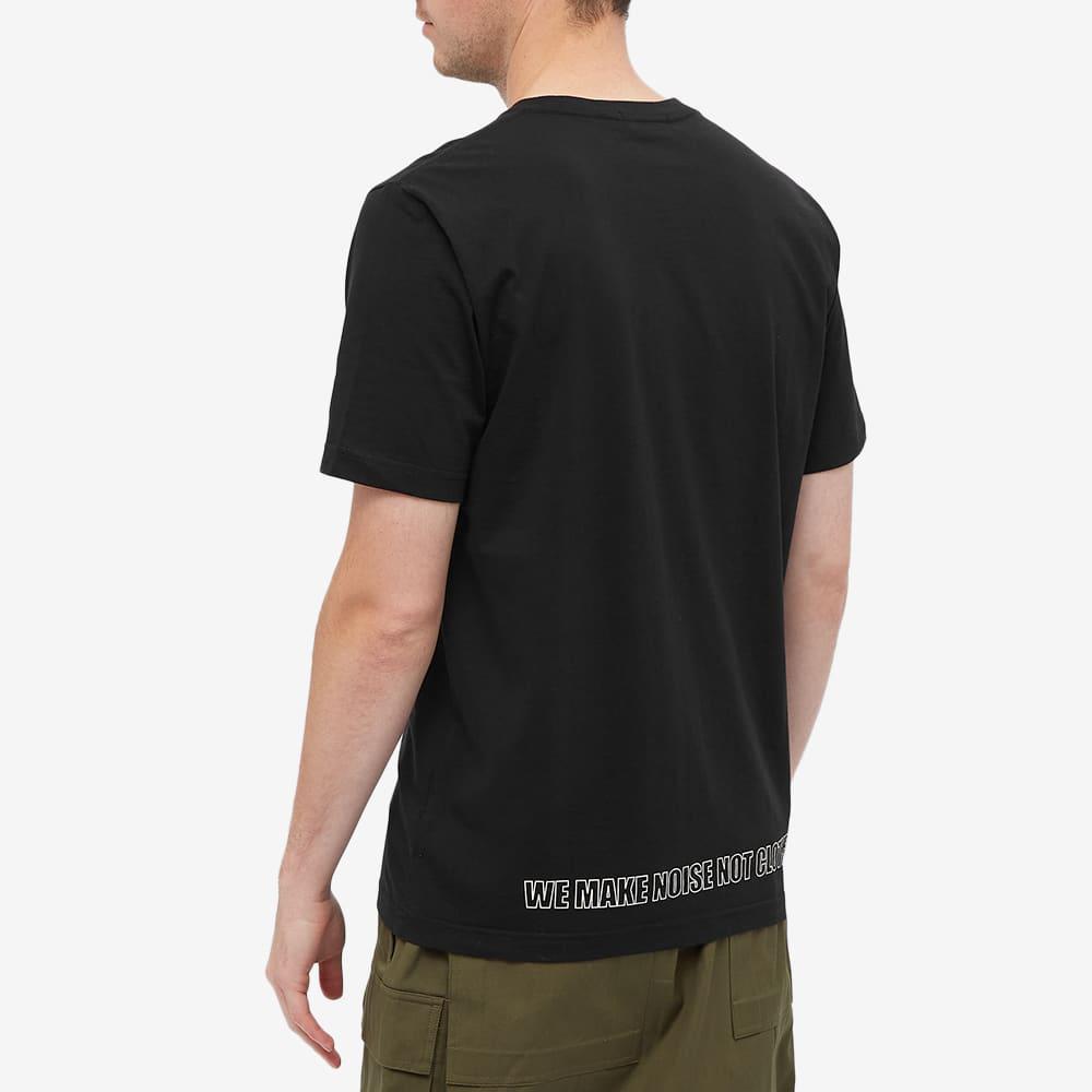 Undercover Small Logo Tee - Black