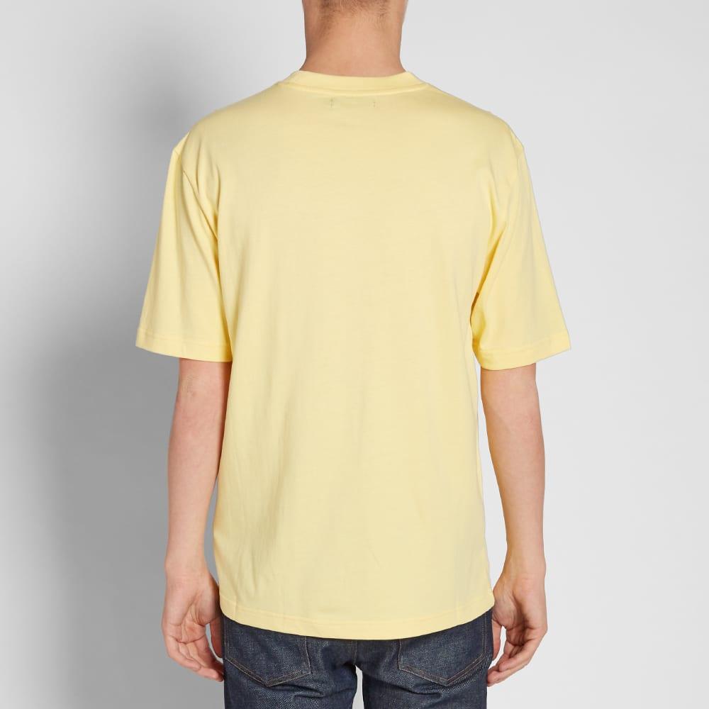Thames Eros Tee - Neon Yellow
