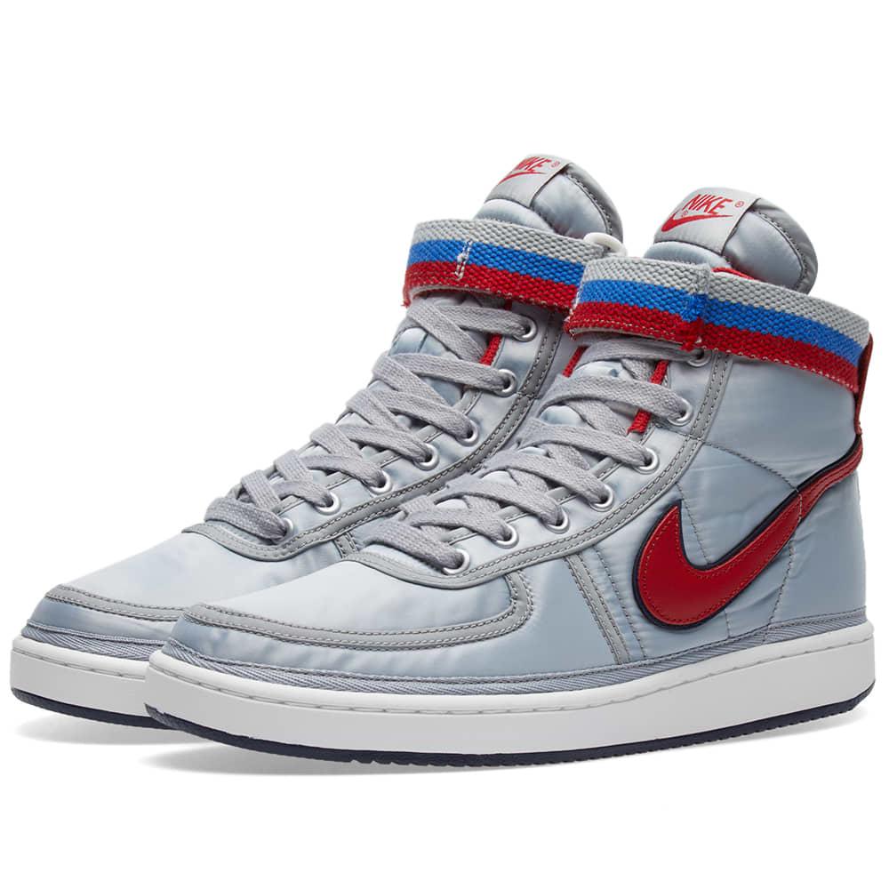 Nike Vandal High Supreme Qs Metallic