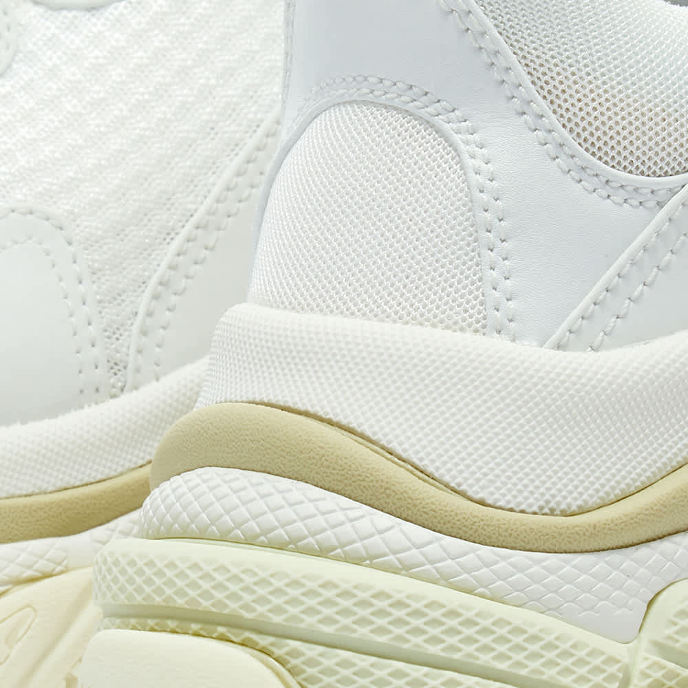 Balenciaga Triple S Sneaker - White
