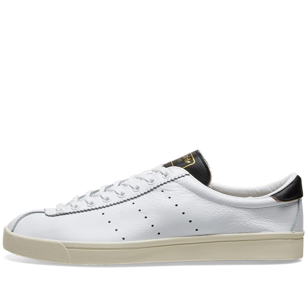 Adidas Lacombe - White, Core Black & Cream