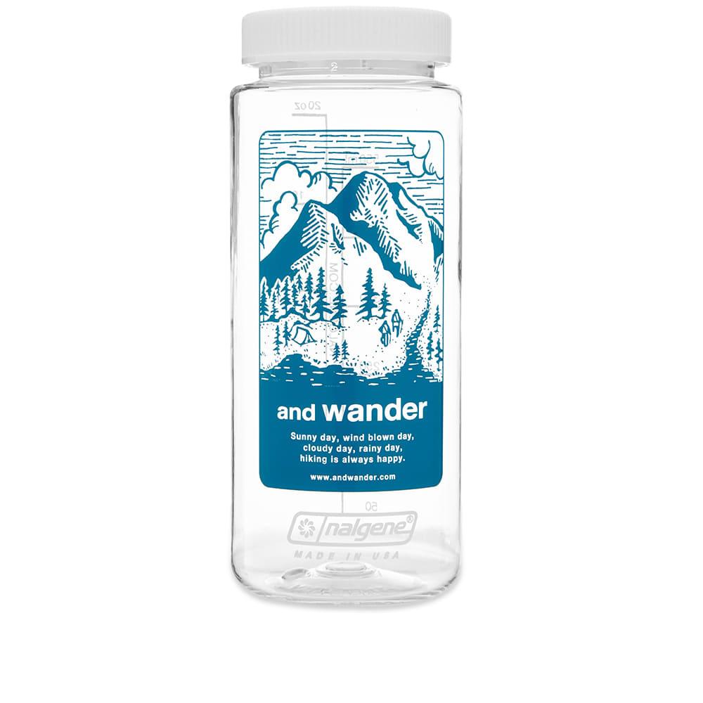 and wander x Nalgene Bottle - 650ml