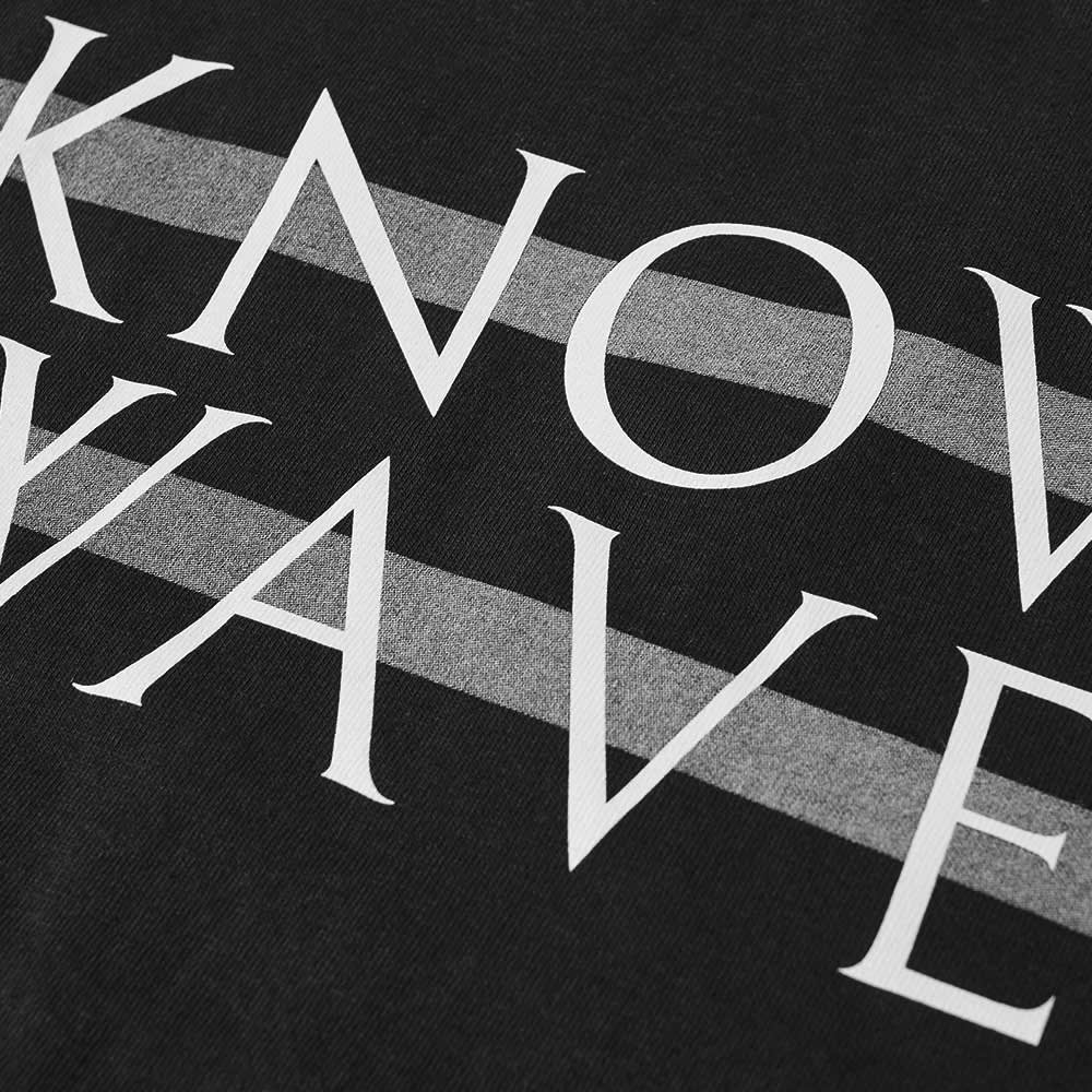 Know Wave Tonal Wavelength Tee - Black