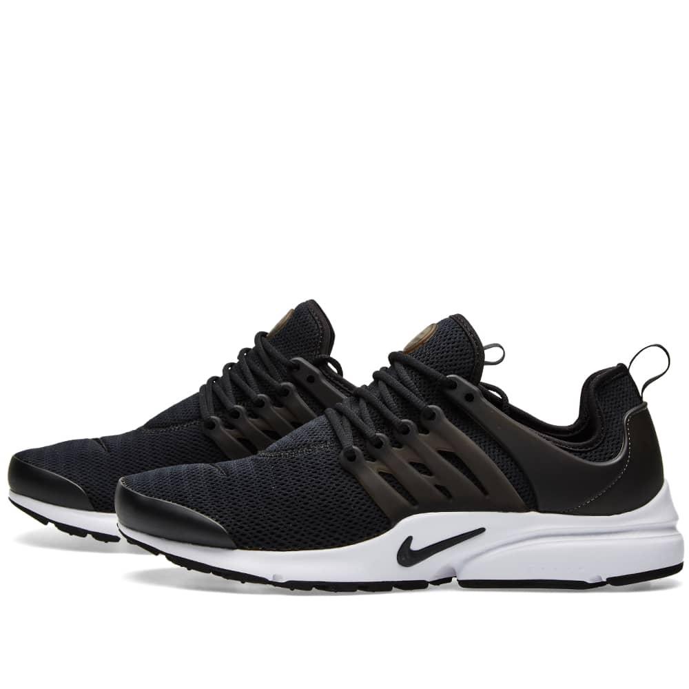 Nike W Air Presto Black \u0026 White | END.