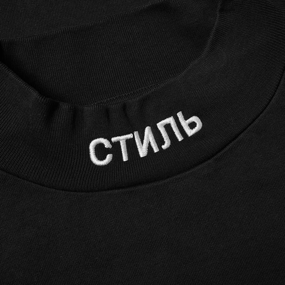 Heron Preston Turtleneck CTNMB Tee - Black
