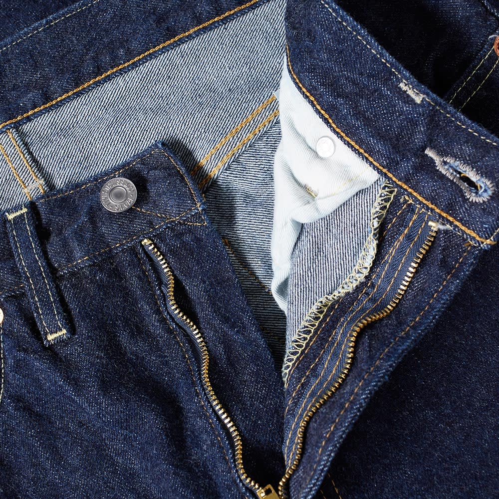 Levi's Vintage Clothing 1954 501 Jean - New Rinse