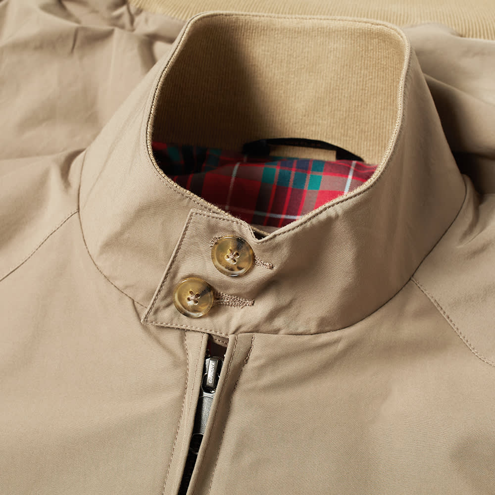 Baracuta G9 Original Harrington Jacket - Tan