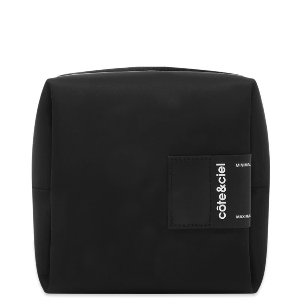 Cote&Ciel Kub Tech Accessories Bag - Black