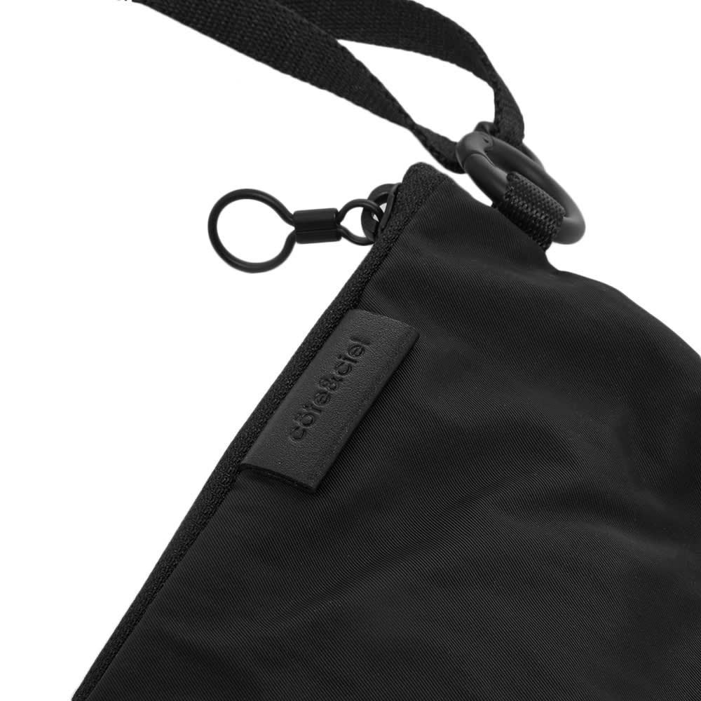 Cote&Ciel Orba Cross Body Bag - Black
