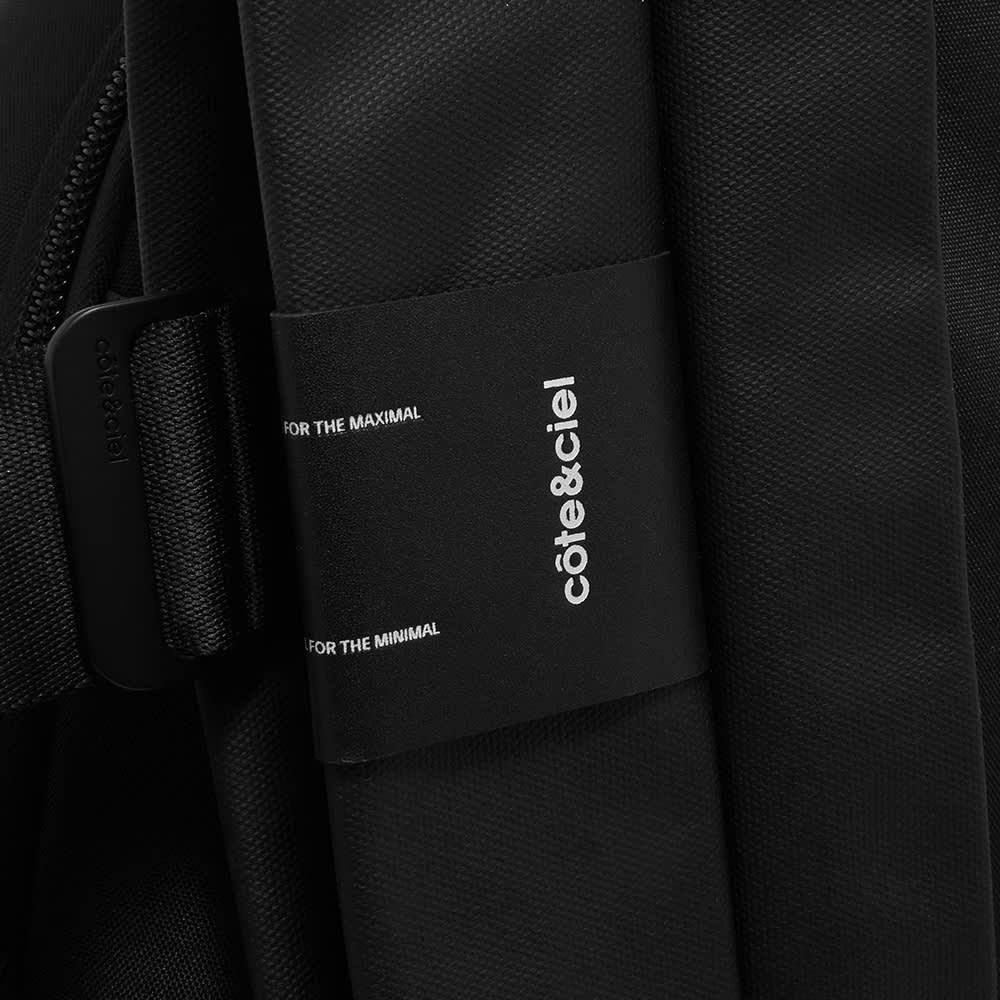 Cote&Ciel Isar Medium Backpack - Black