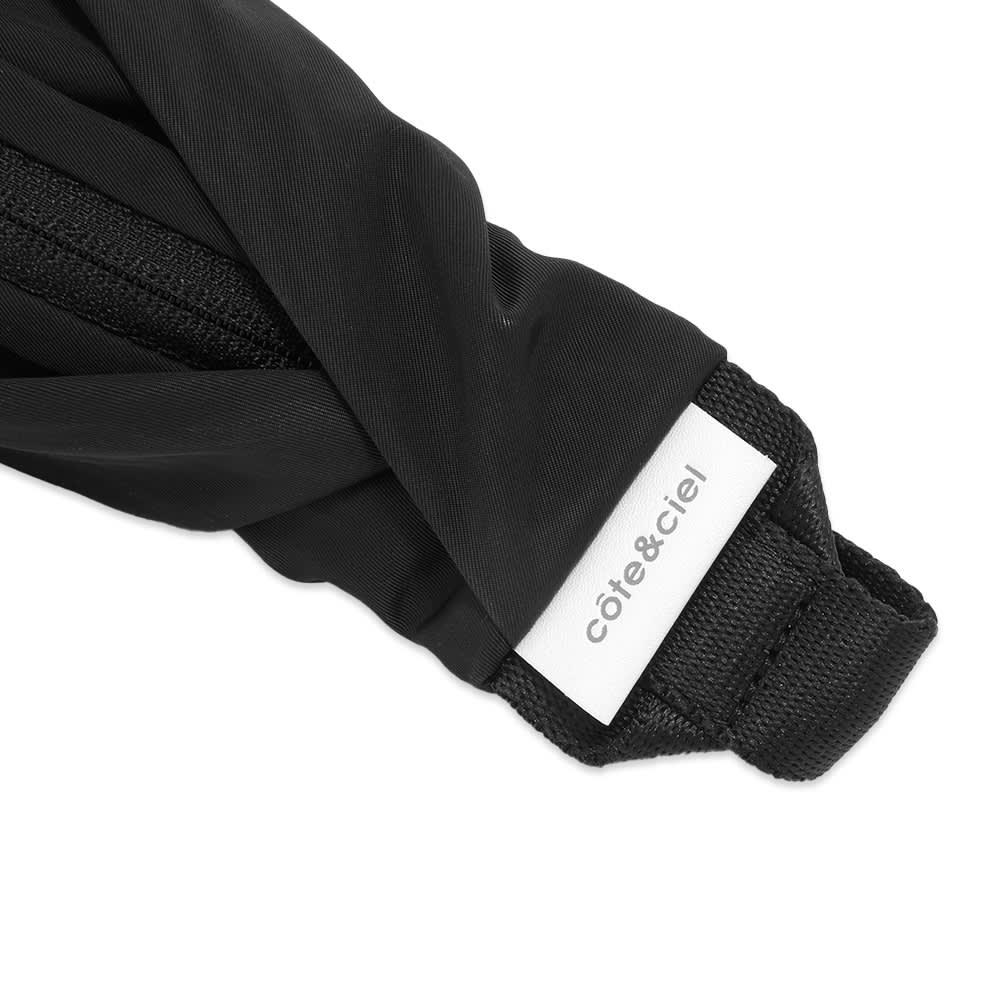 Cote&Ciel Adda Cross Body Bag - Black