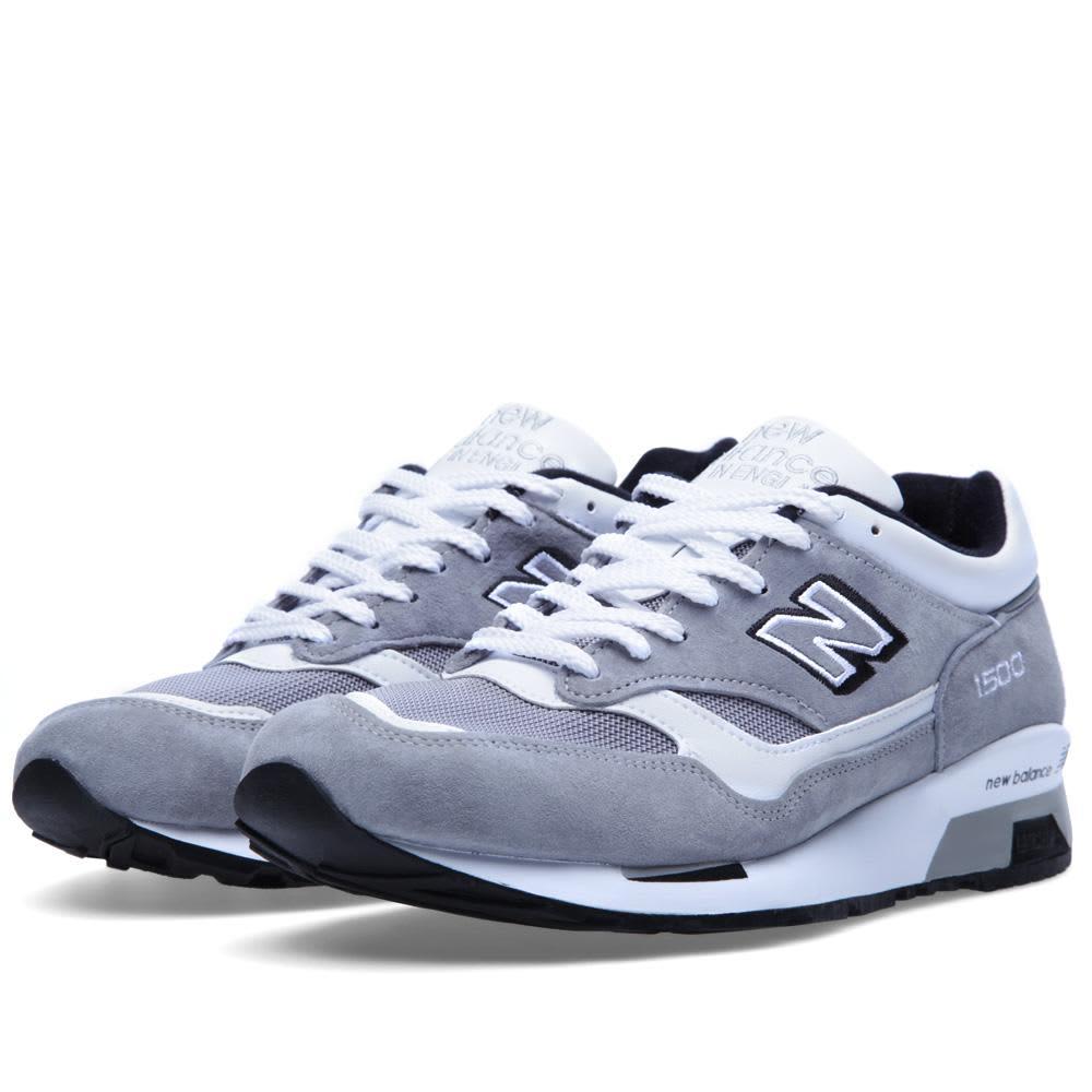 New Balance M1500GWS - Grey & White