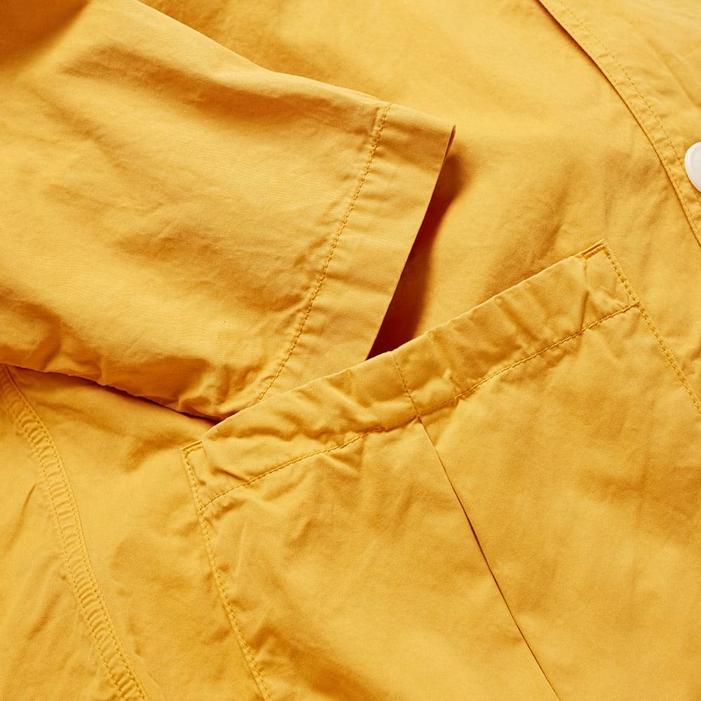 Albam Brook Smock Jacket - Golden Ochre