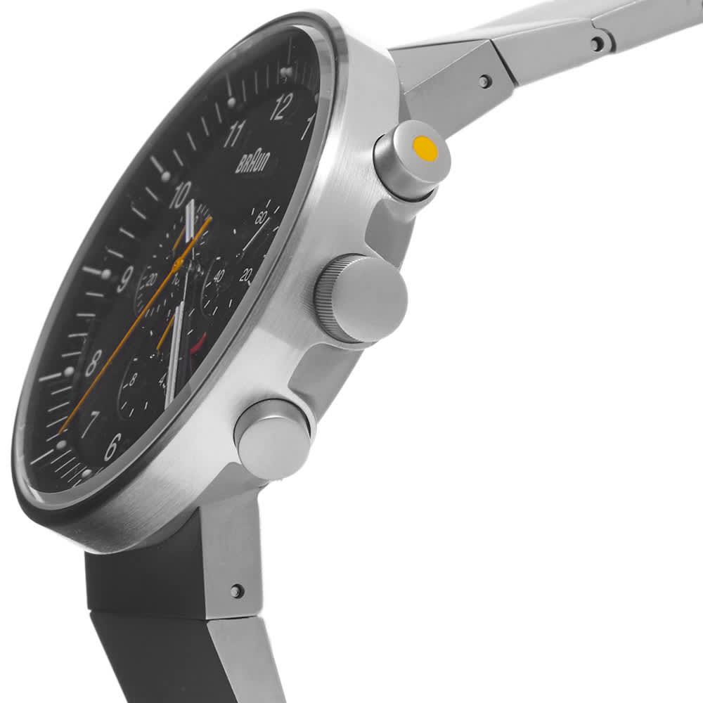 Braun BN0095 Chronograph Watch - Silver