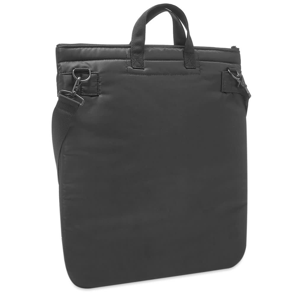 END. x Porter-Yoshida & Co. 'Bandana' Helmet Bag - Black