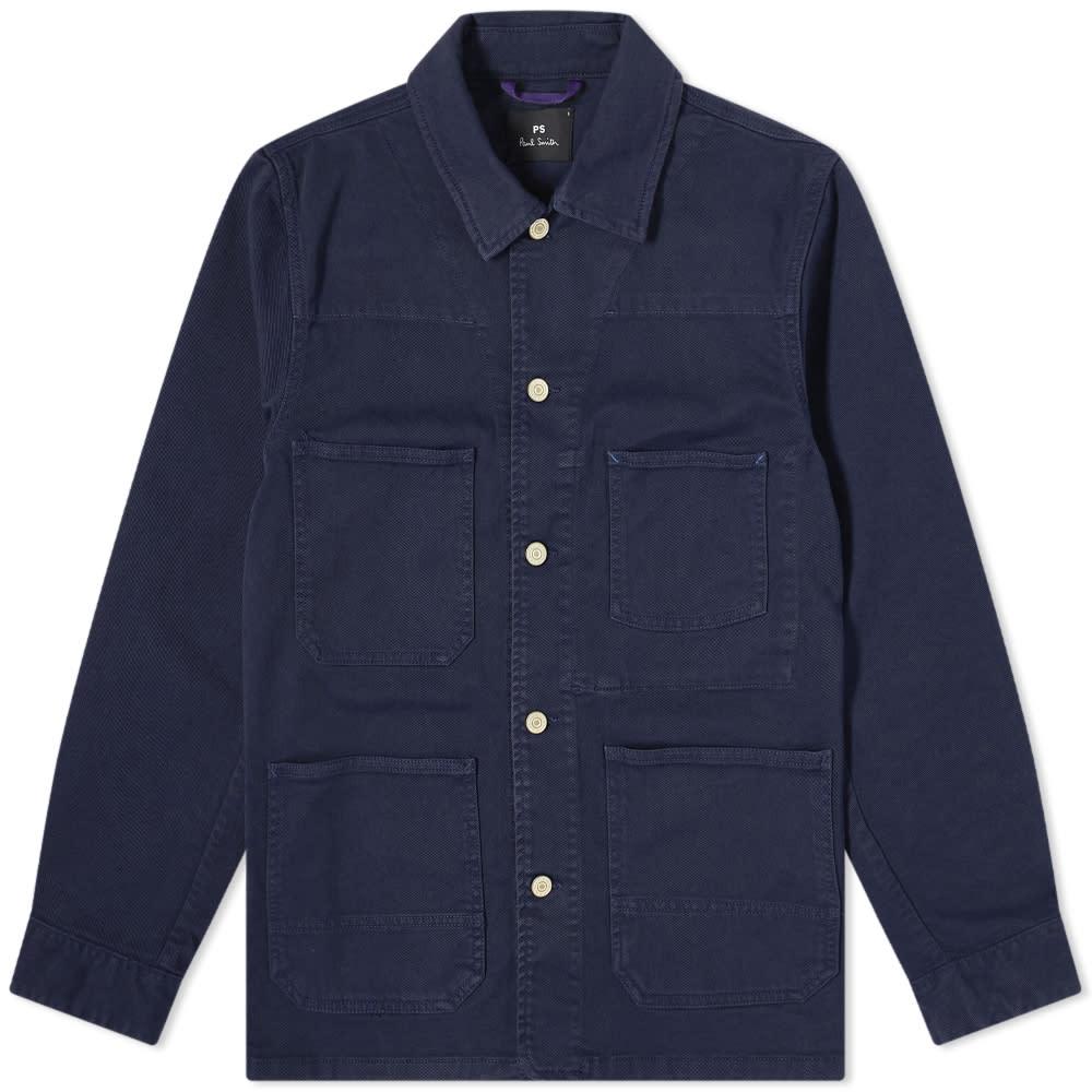 Paul Smith Chore Jacket - Navy