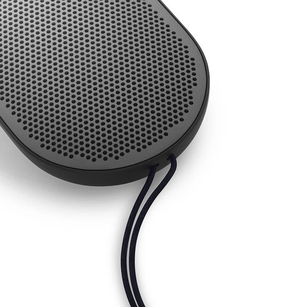 Bang & Olufsen P2 Portable Bluetooth Speaker - Black