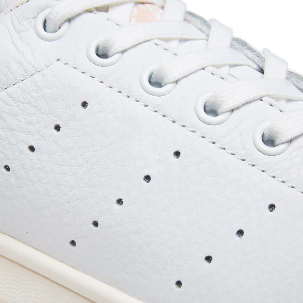 Adidas Stan Smith - White, Pink & Off White